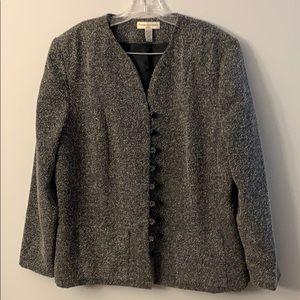 tweedy jacket by Amanda Smith